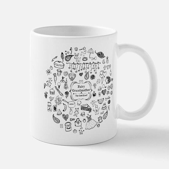 Fairy Grandmother Mugs