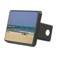 Lazing Around On Beach Hitch Cover
