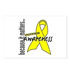 Awareness 1 Endometriosis Postcards (Package of 8)