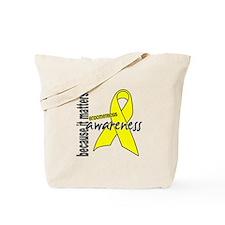 Awareness 1 Endometriosis Tote Bag
