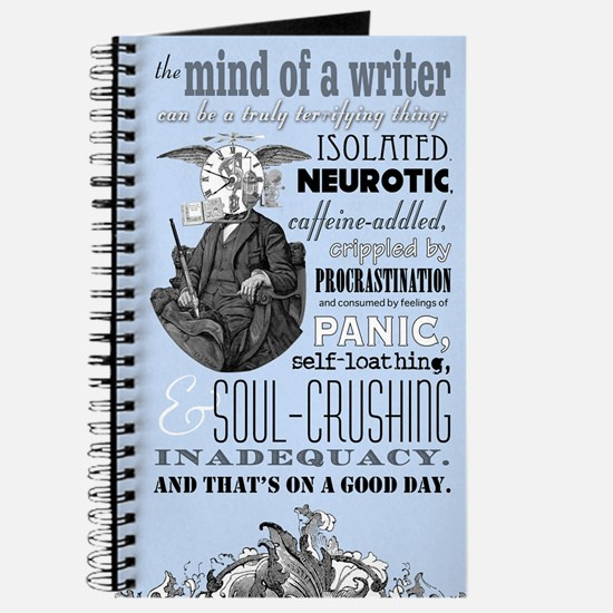 The Mind Of A Writer Journal