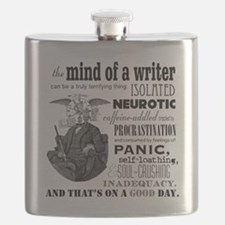 The Mind of a Writer Flask