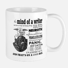 The Mind of a Writer Mugs