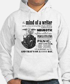 The Mind of a Writer Hoodie