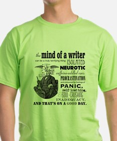 The Mind of a Writer T-Shirt