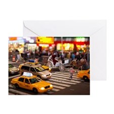 Toy City New York Greeting Card