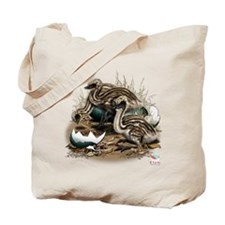 Emu Chicks Tote Bag