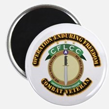 """Operation Enduring Freedom 2.25"""" Magnet (10 pack)"""