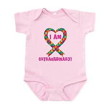 Autism Extraordinary Infant Bodysuit