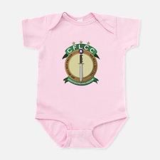 Operation Enduring Freedom - No Tx Infant Bodysuit