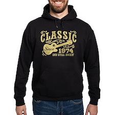 Classic Since 1974 Hoodie