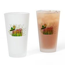 Jalapeno Drinking Glass
