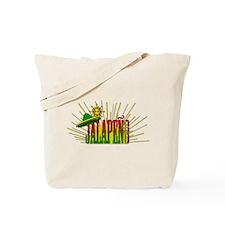 Jalapeno Tote Bag