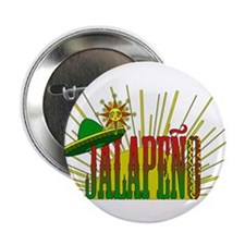 "Jalapeno 2.25"" Button (10 pack)"