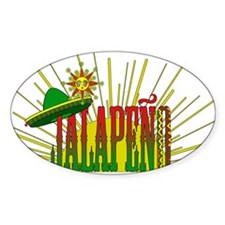 Jalapeno Decal