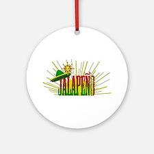 Jalapeno Ornament (Round)