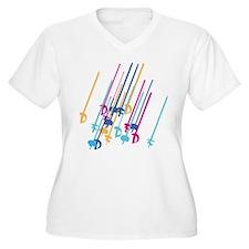 Sword salute in c T-Shirt