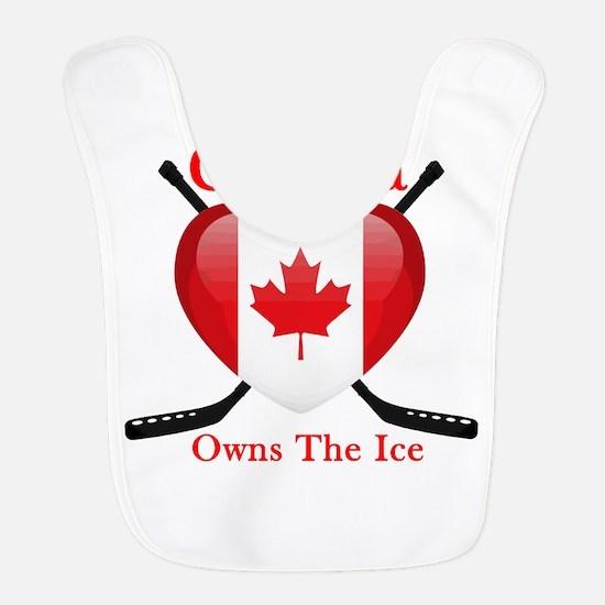 Canadian Hockey Bib