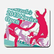Newcastle 2013 novice Open Mousepad