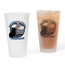 Norcal Bulldog Rescue Drinking Glass