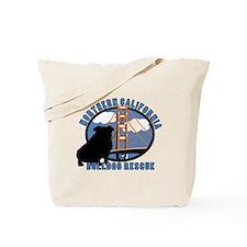 Norcal Bulldog Rescue Tote Bag