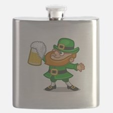 Leprechaun Flask