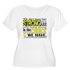 How Strong We T-Shirt