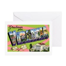 Virginia Greetings Greeting Cards (Pk of 10)