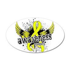 Awareness 16 Endometriosis Wall Decal