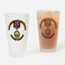 Operation Enduring Freedom - 10th M Drinking Glass