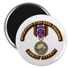 """Operation Enduring Freedom 2.25"""" Magnet (100 pack)"""