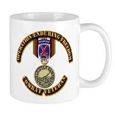 Operation Enduring Freedom - 10th Mtn D Mug