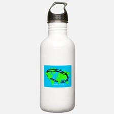 tell the nations Water Bottle