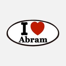 I love Abram Patches