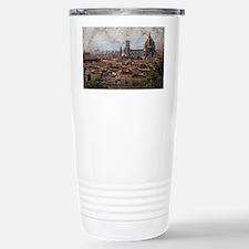 Firenze II Stainless Steel Travel Mug