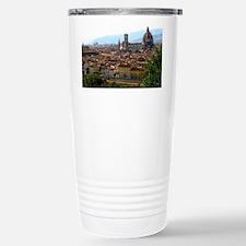 Firenze I Stainless Steel Travel Mug