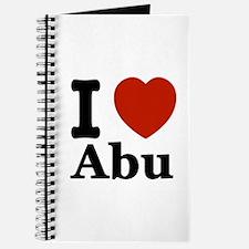I love Abu Journal