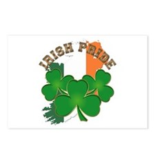 Saint Patrick's Day No te Postcards (Package of 8)