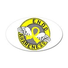 Awareness 14 Endometriosis Wall Decal