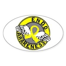 Awareness 14 Endometriosis Decal