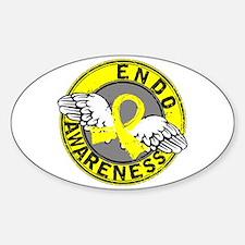Awareness 14 Endometriosis Decal