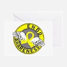 Awareness 14 Endometriosis Greeting Card