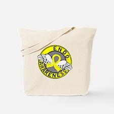 Awareness 14 Endometriosis Tote Bag