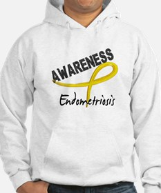Awareness 3 Endometriosis Hoodie