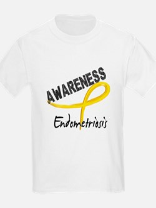 Awareness 3 Endometriosis T-Shirt