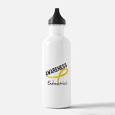 Awareness 3 Endometrio Water Bottle