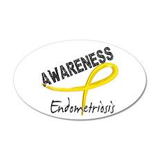 Awareness 3 Endometriosis Wall Decal