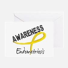 Awareness 3 Endometriosis Greeting Card