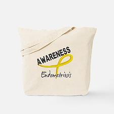Awareness 3 Endometriosis Tote Bag