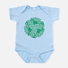 Celtic Irish Horses St Patrick's D Infant Bodysuit